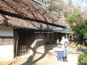 甲賀流忍術村にある忍者屋敷