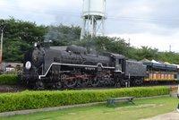SL蒸気機関車体験